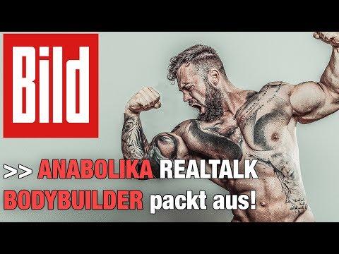 Anabolika Realtalk in der BILD - Ex Stoffer packt aus!