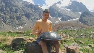 Инструмент ханг (KeyRa) / видео с Талгарского перевала