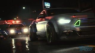 Обзор Need for Speed 2015 - король автогонок вернулся Колеса потерял