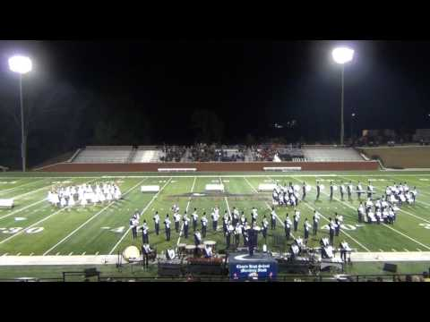 "10/01/2016 Chapin High School ""Pride of the Midlands"" Marching Band @ River Bluff Swamp Classic"