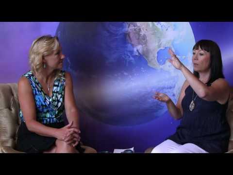 Amanda Romania stars on Lighten Up! T.V.