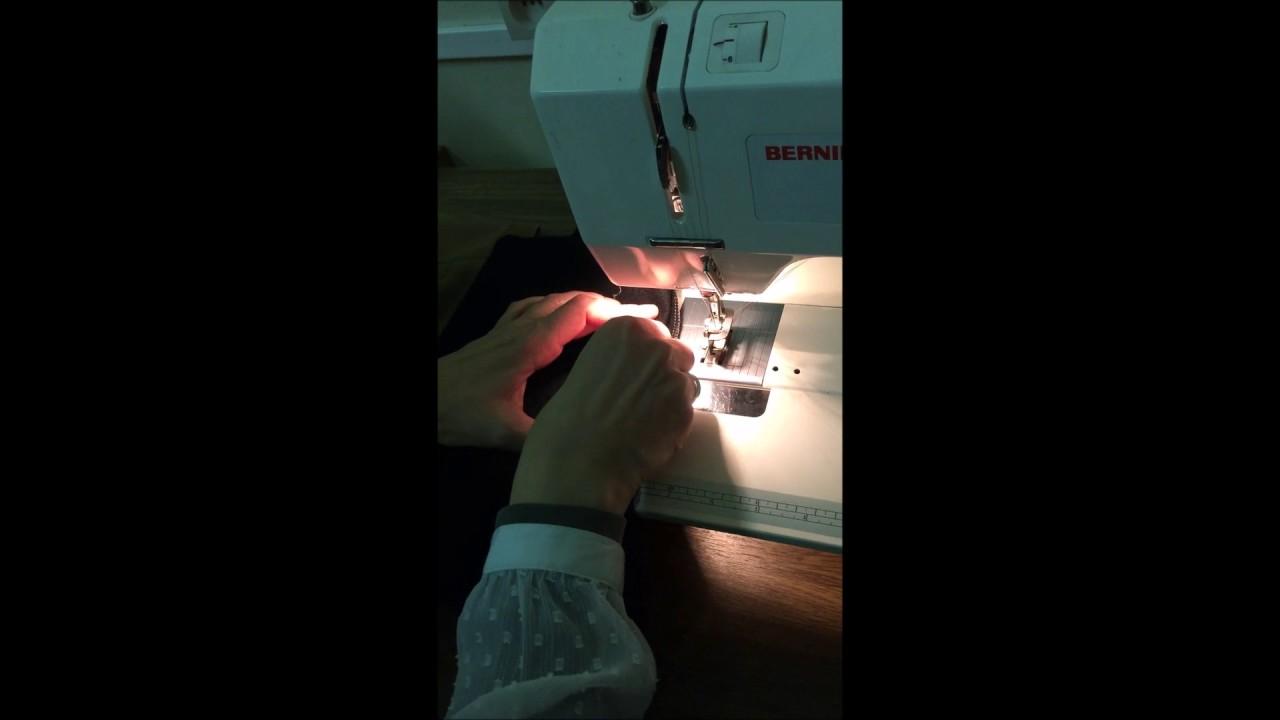 Hedendaags Machinaal blindzomen - YouTube KI-94