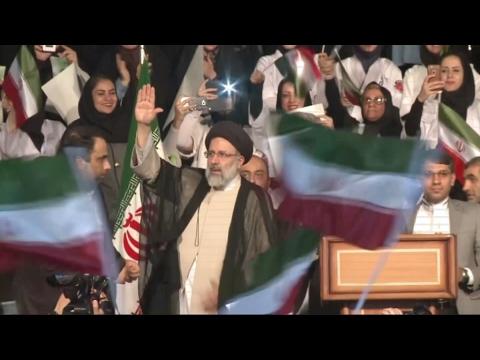خاص | إحتدام المنافسة بين #روحاني و #رئيسي في #انتخابات_إيران