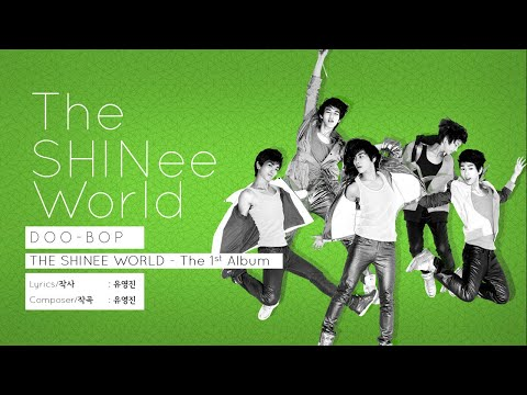 [LYRICS VIDEO] 샤이니 (SHINee) - The SHINee World (Doo-Bop)