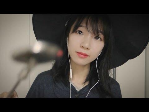 치유마녀의 마법가게☆ / 할로윈 롤플레이 / ASMR Magic Shop of the Witch of Healing / Halloween Roleplay / Engsub