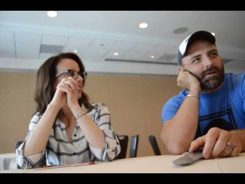 Voltron: Legendary Defender SDCC 17   with Joaquim dos Santos and Lauren Montgomery
