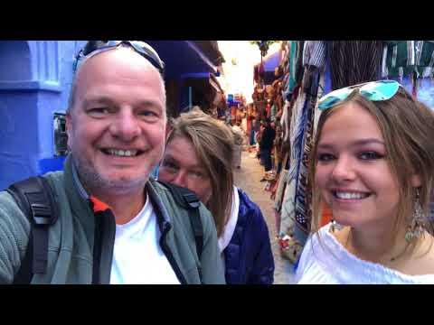Vlog 01 | Chefchaouen - Marokko