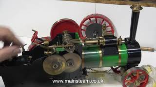REPAIRING A MARKIE TRACTION ENGINE - PART #5