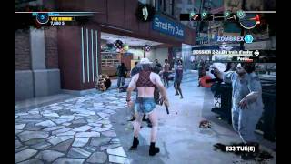 Dead Rising 2 PC HD5770 [Gameplay footage] [HD] Part 1
