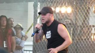 Скачать All That Remains The Last Time LIVE River City Rockfest San Antonio Tx 5 26 13