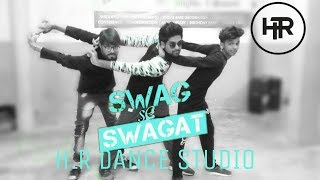 Swag se swagat song dance cover | Salman khan new movie tiger zinda hai song download | H.R Dance