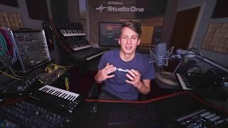 PreSonus Studio One Tutorials Ep. 8: Multi-Instruments