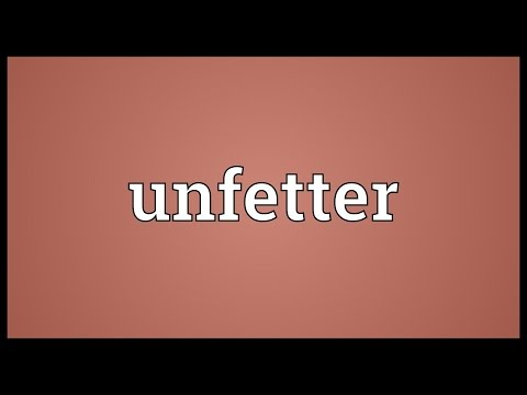 Header of unfetter