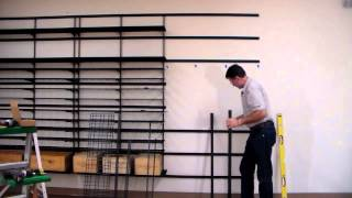 Assembling a WineZone Wine Shelf - Custom Wine Rack