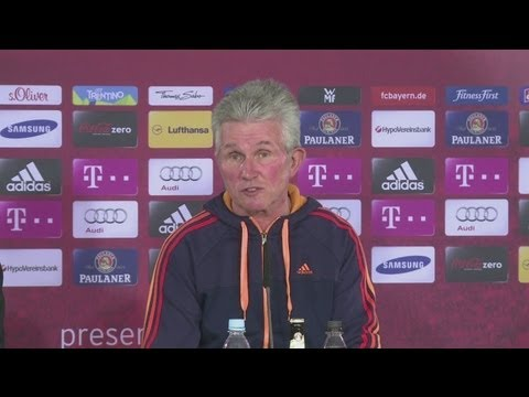 Jupp Heynckes calls for