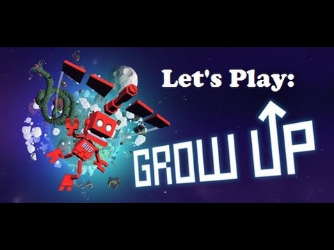 Grow Up Spiel