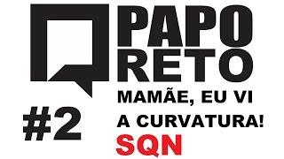 #PAPORETO #2 - SEMPRE MENTINDO E OS PAPAGAIOS APLAUDINDO - A TERRA CONTINUA PLANA (CHEGA)