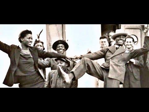 African American jazz dance