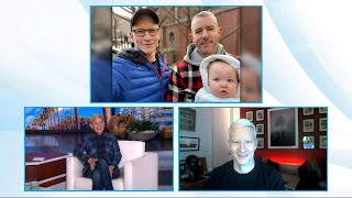 Anderson Cooper on Co-Parenting with Ex-Partner