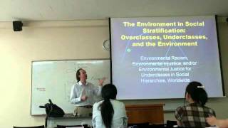 Environmental Sociology 7 (5/6): New Ecological Paradigm: Environmental Underclasses