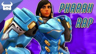 OVERWATCH: PHARAH RAP | Animated SFM music video | Dan Bull