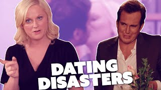 All of Leslie Knope's TERRIBLE Dates (ft. Will Arnett!) | Parks & Recreation | Comedy Bites