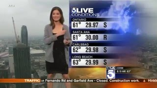 Reporter Told to Cover up on live TV