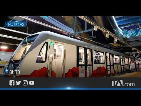 Metro de Quito tiene 2 de 15 estaciones culminadas en su totalidad