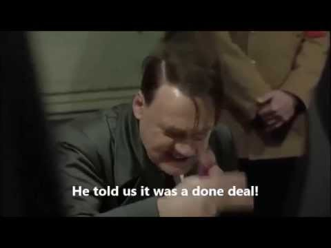 Hitler Reacts to Kyler Murray
