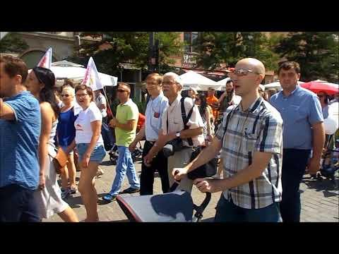 VI Marsz dla Życia i Rodziny w Królewskim Mieście Krakowie - Norbert Polak