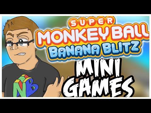 Super Monkey Ball: Banana Blitz Minigames - Nathaniel Bandy