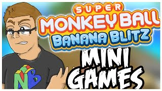 Super Monkey Ball: Banana Blitz Minigames - Nathaniel Bandy