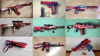Lego Guns 2017