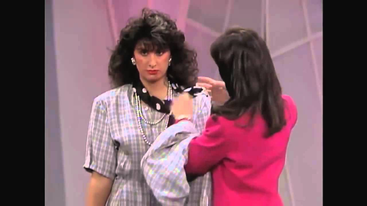 The oprah winfrey show, Hide Your Figure Flaws—with Shoulder Pads!