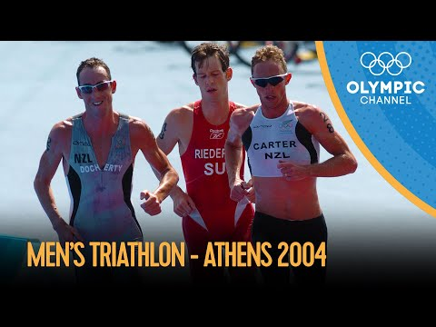 Men's Triathlon | Athens 2004 Replays
