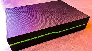 OMG! What has RAZER sent me!!!