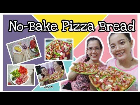 Видео: No-Bake Pizza Bread | Sawa ka Na Ba Sa Pagkaing De Lata?