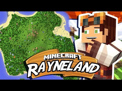 NEW CONTINENT! • Rayneland: Simple Life 2 Modded Survival in Minecraft! [#7]