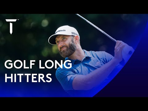 10 of the longest drivers in golf