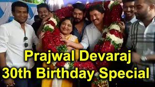 Prajwal devaraj 30th birthday special | filmibeat   kannada