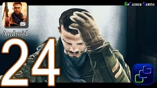 Brothers In Arms 3: Sons of War Android Walkthrough - Part 24 - Chapter 6: Beauvechain, Belgium