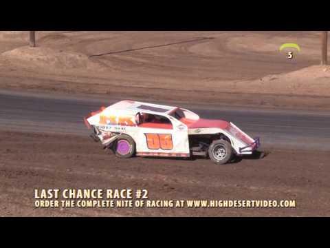 Modified Last Chance Race #2 - 10/23/2016