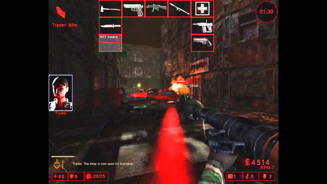 Killing Floor Server Mod Custom Perk Guns Specimens Character Etc