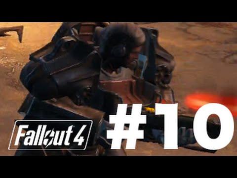 Fallout4(フォールアウト4)ケンブリッジ警察署へ!! #10(Fire Support) - すずきたかまさ「はいさい沖縄」のゲーム実況