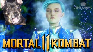 "Almost Broke My Controller Going For This Brutality - Mortal Kombat 11: ""Frost"" Gameplay"