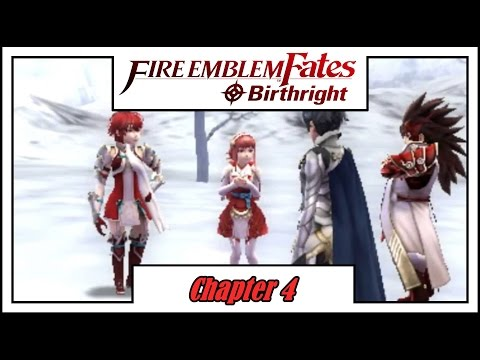 [Fire Emblem: Fates] Birthright - Chapter 4: Hoshido [Hard/Classic] from YouTube · Duration:  45 minutes 59 seconds