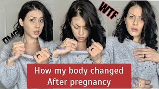 How Pregnancy Changed My Body ( Practice Affirmations)