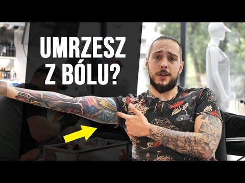 Czy Tatuaż Boli Gdzie Zrobić Sobie Tatuaż Wszystko O Tatuażach 2
