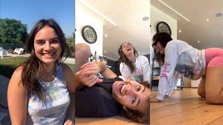 Natalie learns the WAP Dance | David Dobrik Saves Ilya - Vlog Squad IG Stories 65