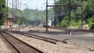 The Pennsylvanian,train 42,43 and heritage unit #145 Part 5